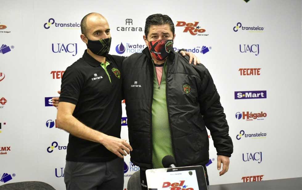 Luis Fernando Tena es cesado por los Bravos de Juárez, es el primero que es despedido en el torneo
