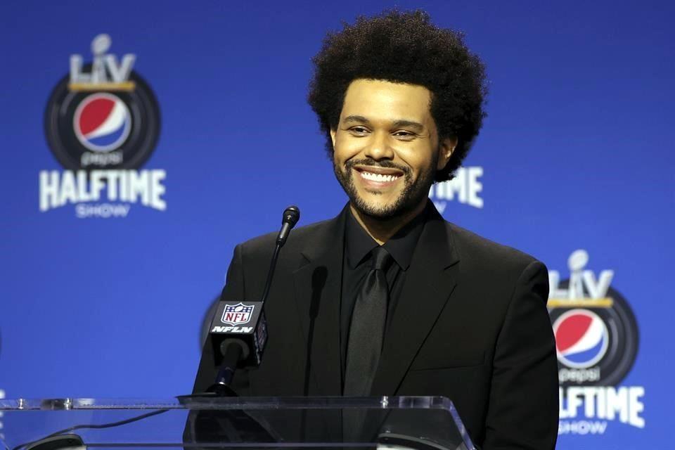 Pondrá The Weeknd de su dinero para show del Super Bowl
